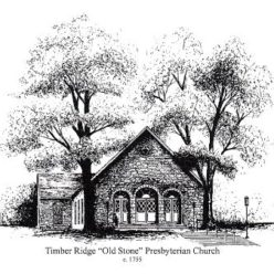Timber Ridge Presbyterian Church, Lexington Virginia